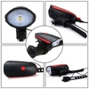 Farol Speaker Bicycle Light Buzina Lanterna - 7588