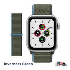 Apple Watch Series SE - Caixa Prateada - Sport Loop - Boss Imports | Apple , Smartwatch e importados.