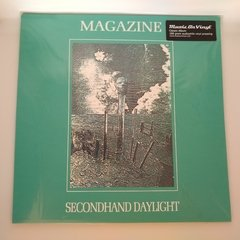 Vinilo - Magazine - Secondhand Daylight (post Punk)