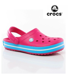 Crocs Band Fucsia 76978