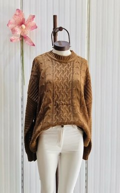 Sweater Ali (mini trenzas) - ivony