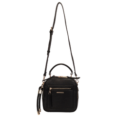 Crossbody Media com Chaveiro Trancado - 45158