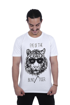 T-SHIRT THE BLIND TIGER - comprar online