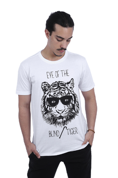T-SHIRT THE BLIND TIGER na internet