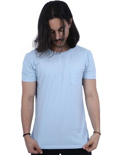 T-SHIRT BASIC POCKET - comprar online