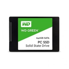 "SSD estado solido 2,5"" 240GB WD GREEN"