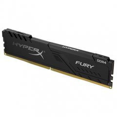Memoria RAM UDIMM DDR4 8GB KINGSTON Hyperx Fury 2666mhz