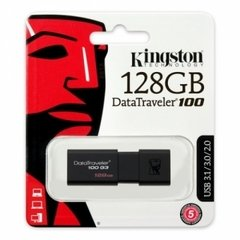 Pen Drive 128GB KINGSTON DTIG4/DT100G3
