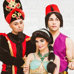Correio VIP do Aladdin