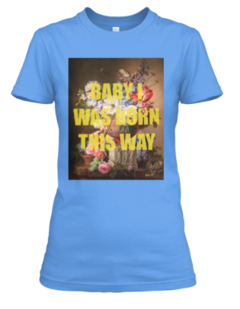born this way - loja online