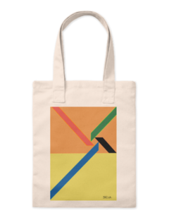 Ecobag abstrato