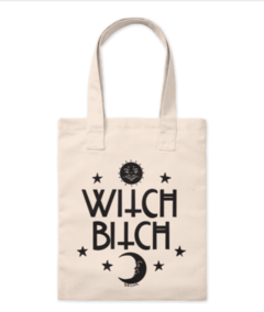 Ecobag witch!