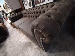 Sofa Chesterfield - Muebles Tendencia