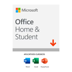 Office 2019 Home and Student - Card Virtual