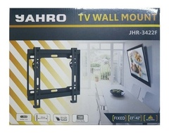 Soporte De Pared Fijo Lcd, Tv Jahro 23¨ A 42¨