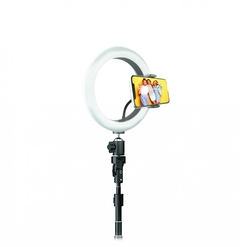 Selfie Ring Led Flash Soul 8¨