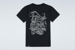 Camiseta Football Drink