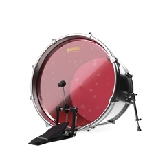 Pele Evans Hydraulic Clear Red 22""