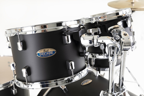 Bateria Pearl Decade Maple DMP925SP/ Satin Slate Black