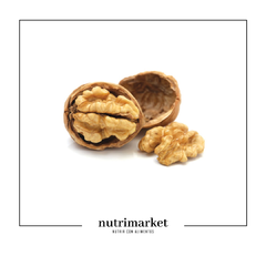 Nueces extra light peladas · 500gr