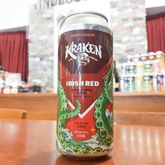 KRAKEN IRISH RED LATA X 473