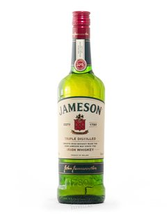 JAMESON IRISH WHISKEY X 750 cc.