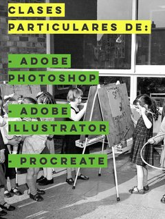 Clases Particulares de Illustrator / Photoshop o Procreate - comprar online