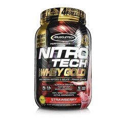 NITROTECH 100% WHEY GOLD (999G)