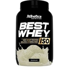 BEST WHEY ISO (900G) - ATLHETICA NUTRITION na internet