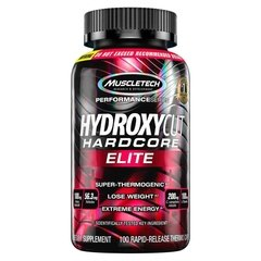 HYDROXYCUT HARDCORE ELITE (100CAPS)