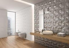 Revestimiento Multishapes White Gloss