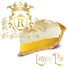 Líquidos para vapear orgánicos purificados Lemon Pie REAL