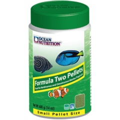 Formula Two Marine Pellets Small 400 GR