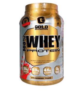 Whey Gold Nutrition 2Lbs.