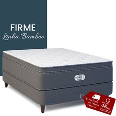 Colchão Casal Love Profusion Simmons Platinum Bambo
