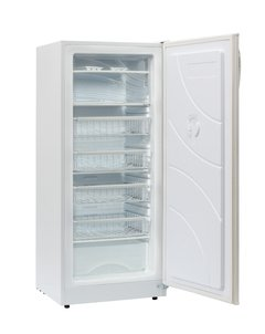 Freezer Vertical Briket 226 lts. Color blanco.Modelo:FRV 6200 en internet