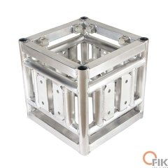 Sleeve Block De 4 Faces Para Box Truss Aluminio Q30 - FIK/I-SLEV-4FQ30