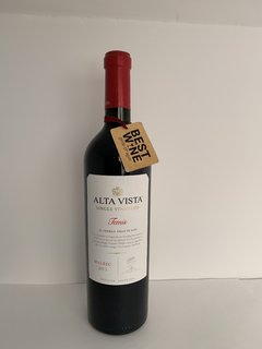 ALTA VISTA SINGLE VINEYARD TEMIS MALBEC