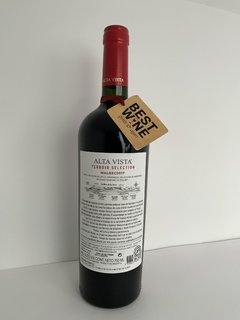 ALTA VISTA TERROIR SELECTION MALBEC - comprar online