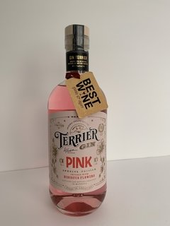 TERRIER PINK GIN