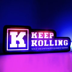 Luminoso Keep Rolling