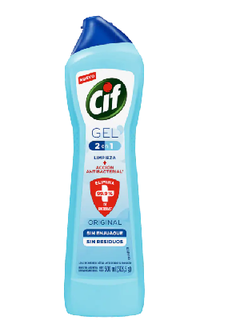Desinfectante Cif Gel 2en1 500 Ml