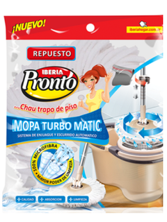 Mopa Repuesto Turbo Matic Iberia