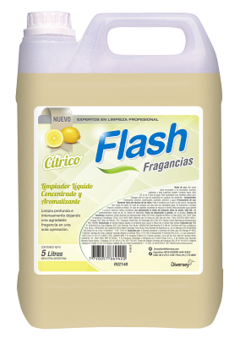 Limpiador Flash Fragancias CITRICO 5L
