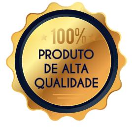 Selo de Qualidade - Alma Livre Store