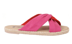 Flat Lapa Pink & Red - Linha Rohen