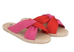 Flat Lapa Pink & Red - Linha Rohen na internet