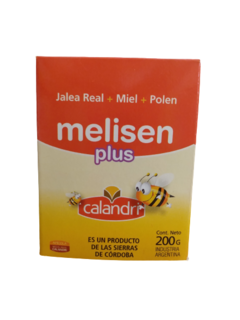 Melisen Plus -jaea real + miel + polen x 200gr
