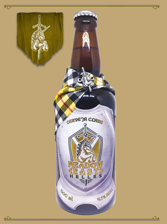 MUNICH HELLES - MEADOW EAST - GARRAFA 500ml
