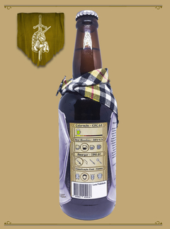 MUNICH HELLES - MEADOW EAST - GARRAFA 500ml - comprar online